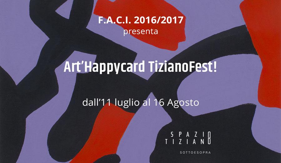Mostra d'arte al Ristorante Spazio Tiziano a Roma
