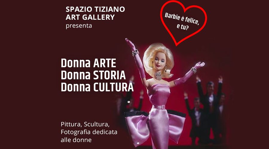 A Spazio Tiziano la mostra d'arte dedicata alle donne