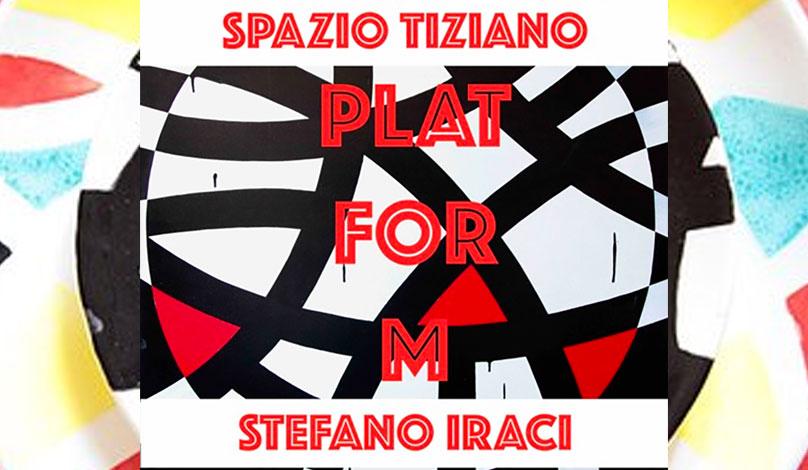 Spazio Tiziano Roma - Mostra Stefano Iraci