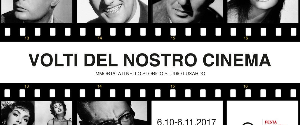 """A Spazio Tiziano la mostra """"Volti del nostro Cinema"""""""